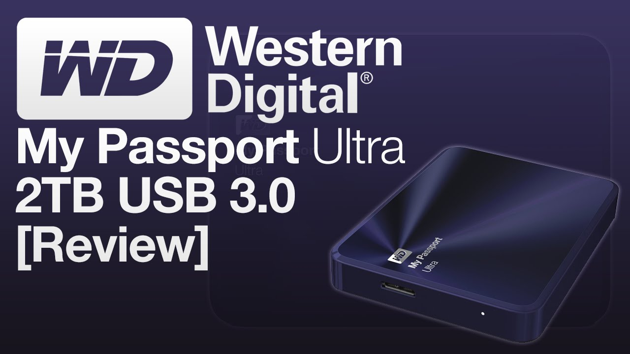 my passport ultra hard drive metal edition 2tb review
