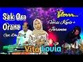 Sak Ora Orane - Dory Harsa -  Cover vita Lovia/Versi Koplo + Jaranan Glerr..