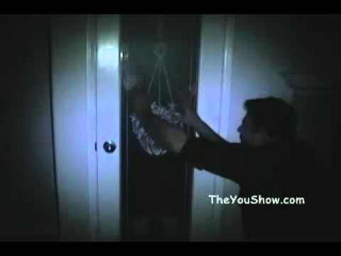 The Ghost Behind The Door & The Ghost Behind The Door - YouTube