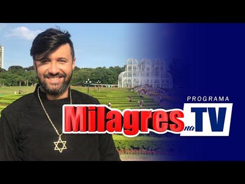 Milagres Na TV 230220 - Igreja Reino Dos Céus Curitiba/PR