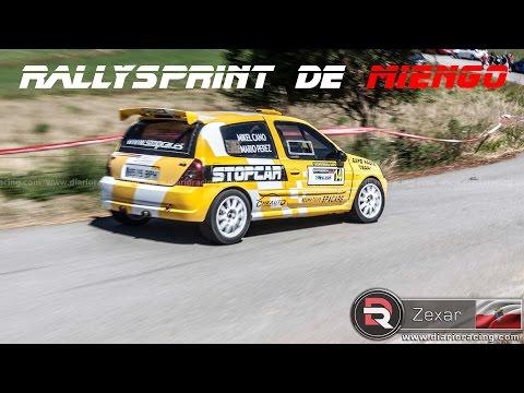 Rallysprint de Miengo. Made in Diario Racing