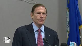 WATCH: Blumenthal discusses Mueller report release