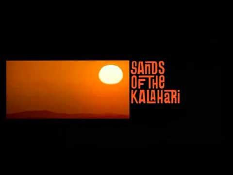 Sands of the Kalahari soundtrack (1965) - music by John Dankworth