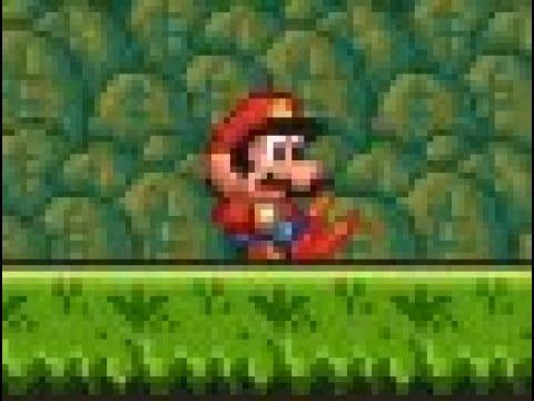 Super Mario Bros 2 Snes Beta Unused Nes Mario Graphics