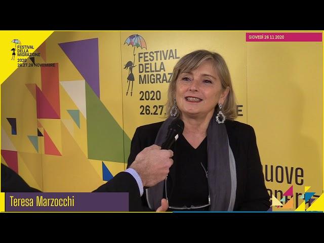 Festival migrazione 2020 // Bread and roses // Intervista Teresa Marzocchi