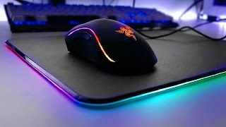 Razer Mamba Tournament Edition Overview + Razer Firefly