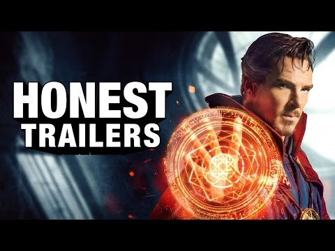 Thumbnail: Honest Trailers - Doctor Strange