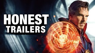 Repeat youtube video Honest Trailers - Doctor Strange