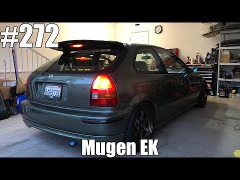 Can't believe I found this on Craigslist! EK Hatch Mugen Kit!