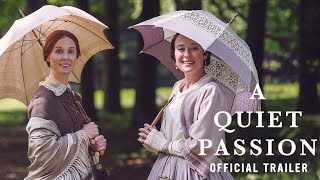 A QUIET PASSION | Official UK Trailer [HD] - in cinemas now