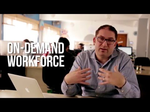 On-Demand Workforce | CloudFactory