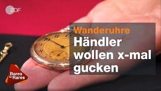 Alle wissen, diese Taschenuhr ist sein Schicksal!  - Bares für Rares vom 30.11.2018 | ZDF