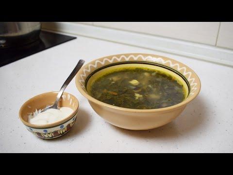 Суп из щавеля – Рецепты супов из щавеля. Как приготовить