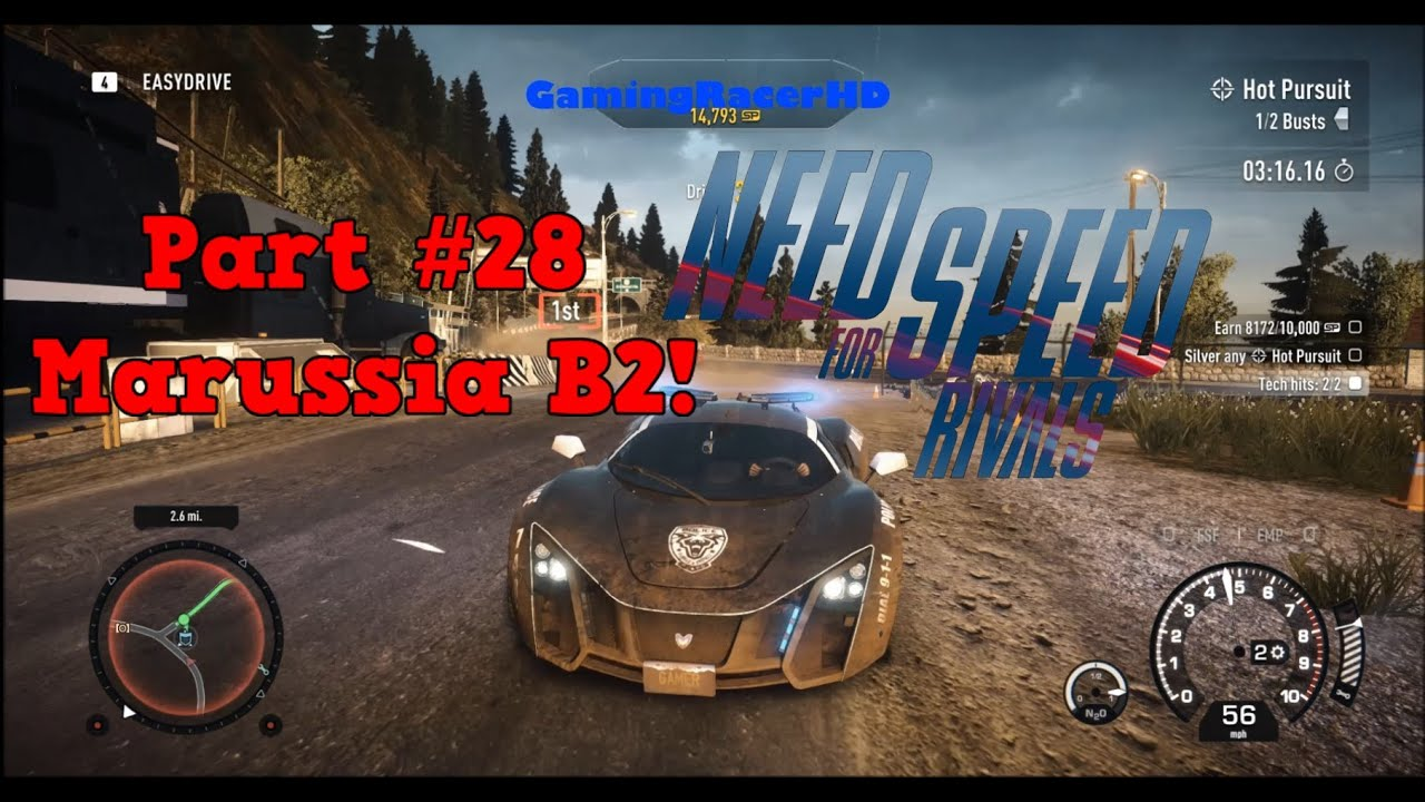 Need For Speed Rivals: Gameplay Walkthrough - Part 28 ...
