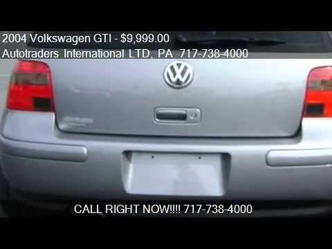 2004 Volkswagen GTI VR6 - for sale in Ephrata, PA 17522