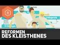 Reformen von Kleisthenes - Attische Demokratie ● Gehe auf SIMPLECLUB.DE/GO & werde #EinserSchüler