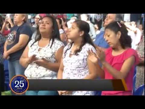 ANIVERSARIO 25 RADIO LUZ DESDE ANFITEATRO CEIBA DE GUADALUPE