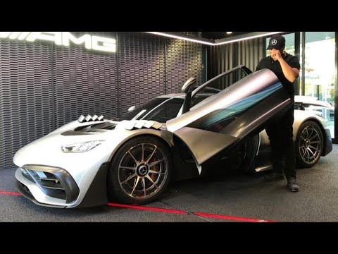 Customising my AMG Project ONE, First Track Run. My F1 AMG Project ONE Journey - Part 1