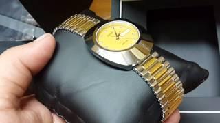 Rado Diastar Original Watch Unboxing