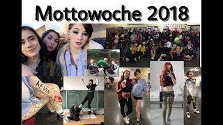 MEINE MOTTOWOCHE 2018 - Abitur 2018 - die letzte Schulwoche in meinem Leben