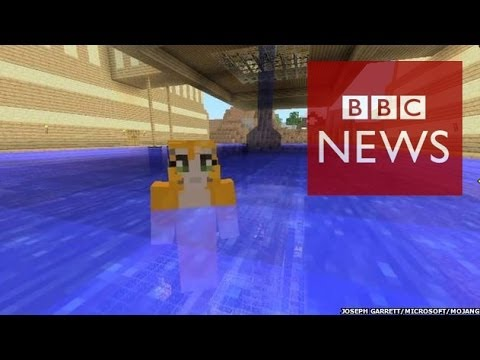 Could Minecraft Make Stampy Millions BBC News YouTube
