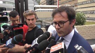 Stadio della Roma, l'avvocato di Lanzalone: ''Il mio cliente ha risposto su tutto, siamo sereni''