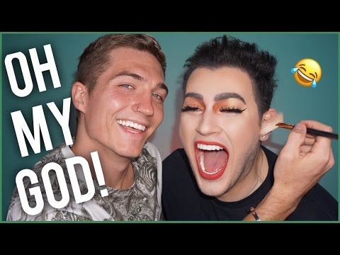 Thumbnail: JEFFREE STAR'S BOYFRIEND DOES MY MAKEUP! | Manny MUA