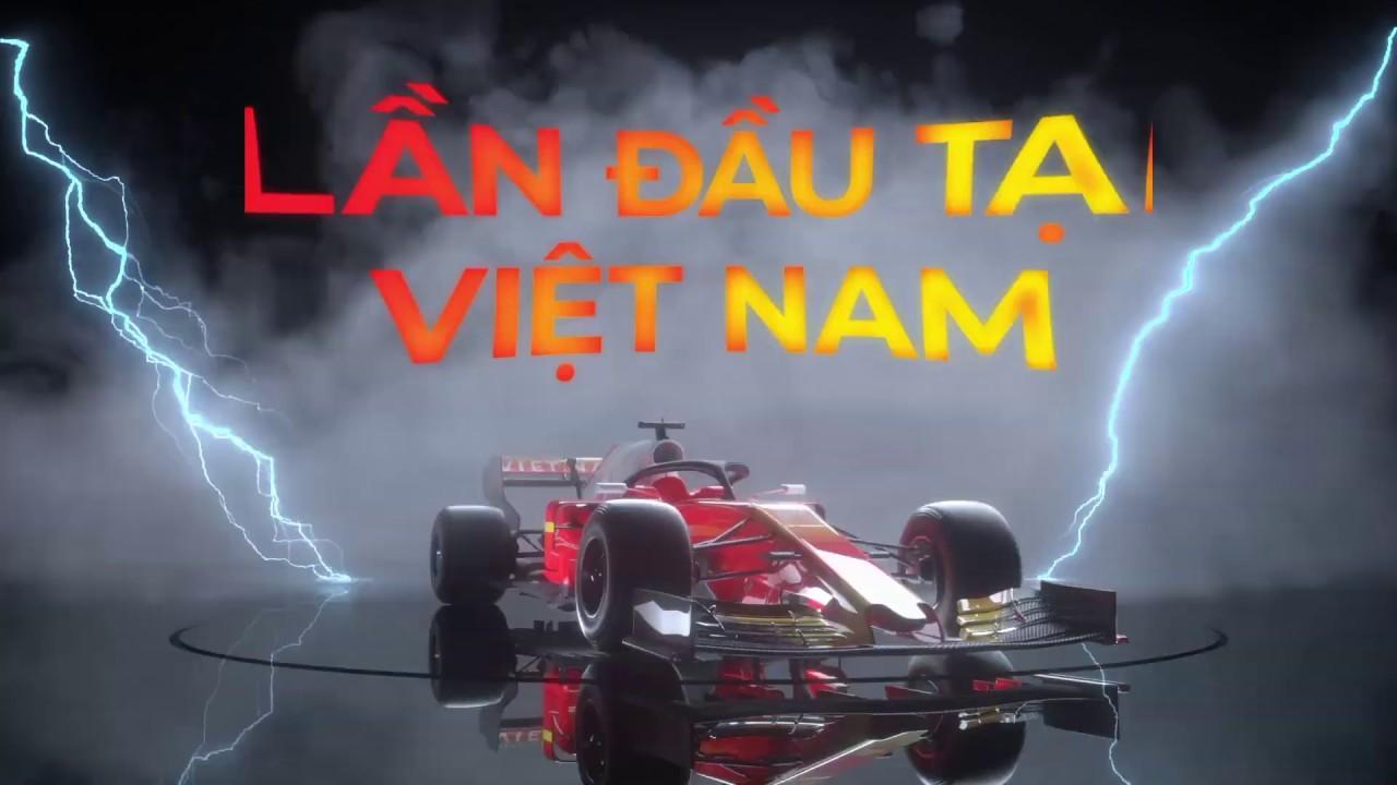 Chặng đua Formula 1 VinFast Vietnam Grand Prix tại Hà Nội vào 3-4/5/2020! Đừng bỏ lỡ! - TVC 15s (S)