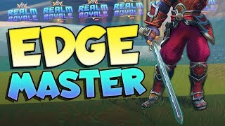 THE SWORD IS STRONG! Realm Royale &quotEdge Master&quot Warrior Talent-Build