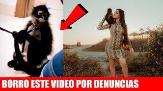 """Kimberly Loaiza eliminó el video de 24 horas con """"La Changuita"""" por varias denunci@s"""