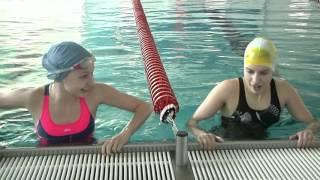 Олимпиада по физкультуре. Ульяновск. Плавание.