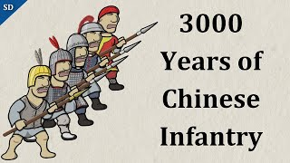 3000 Years of Chinese Infantry