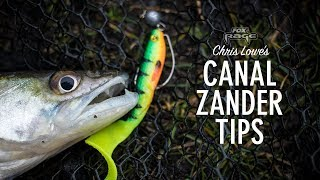 *** FOX RAGE TV *** CANAL ZANER TIPS WITH CHRIS LOWE