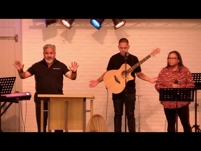 VEG Woord en Daad   Levi Risamasu   Leiden, Wanneer De Geest Beweegt