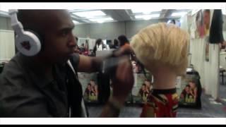 Barristar Beauty School Forum - Catch A Fade Barber Battle Student Edition