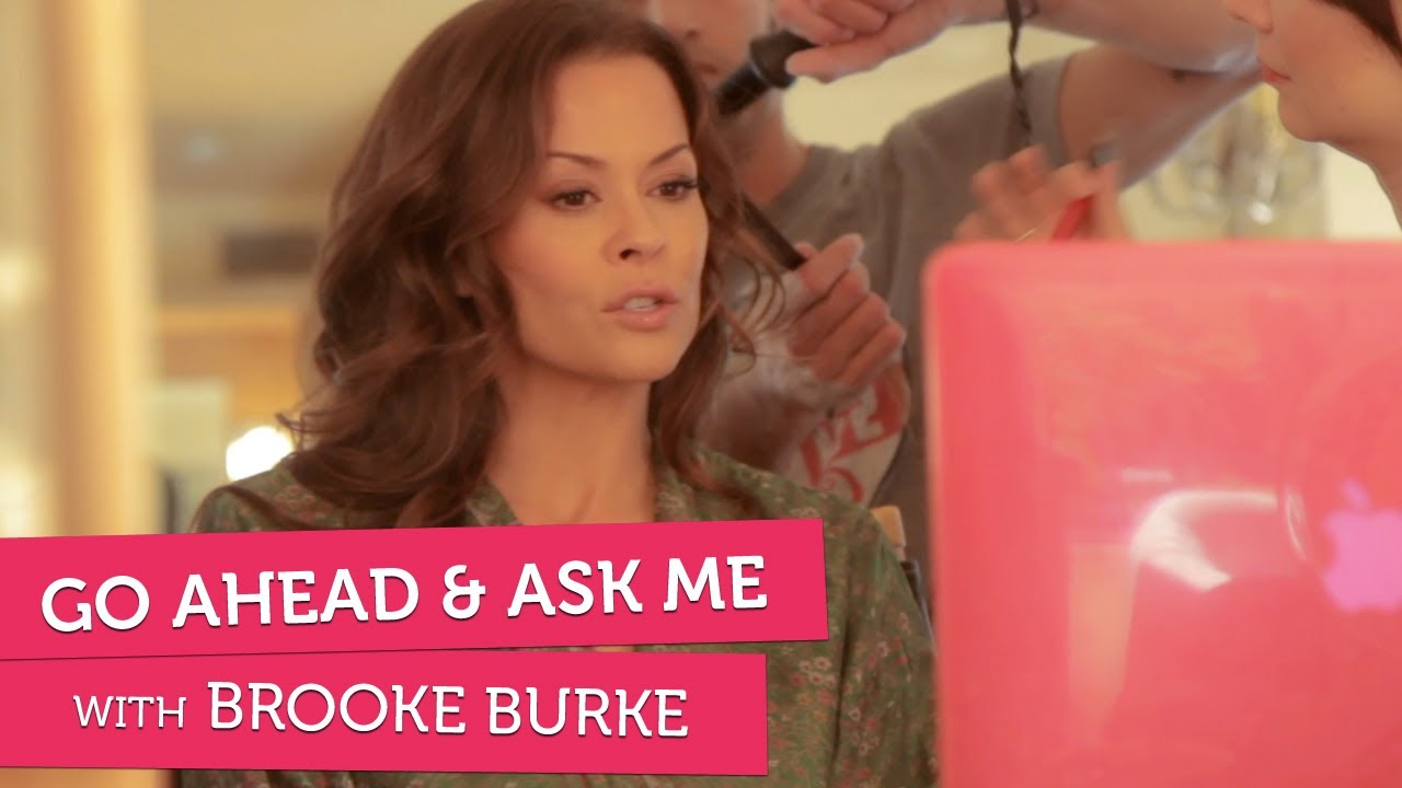 Brooke Burke On How Often Should You Have Sex - Go Ahead -5909