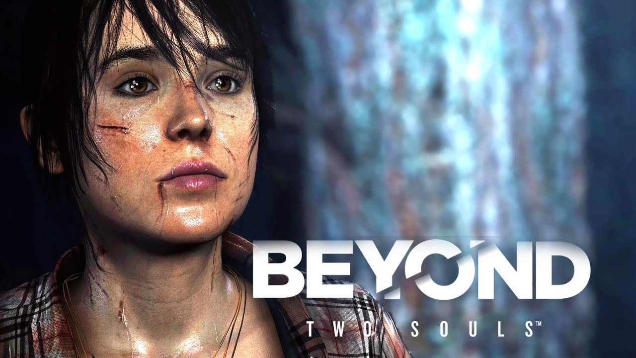BEYOND: Two Souls - Let's Play Part 3 - Hunted (Aiden's Apocalypse)