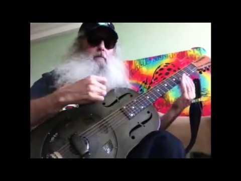 Slide Guitar Blues Lesson -Open E Slide Guitar Lesson Picking, Strumming, And Slide!