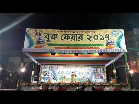 Sounak Chattopadhyay - Momo Chitte Niti Nritye -- Raag Kafi
