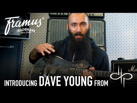 INTRODUCING: DAVE YOUNG [from the Devin Townsend Project]