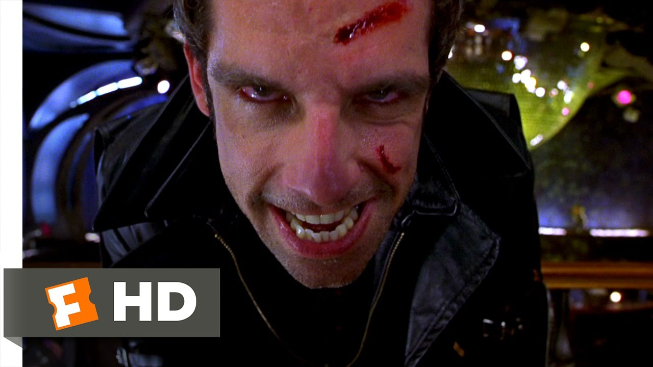 Mystery Men 1010 Movie Clip Mr Furious Gets Mad 1999 Hd