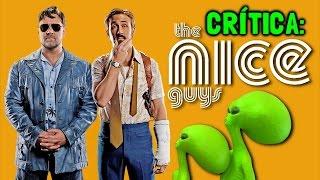 Dois caras legais (the nice guys, 2016) - crítica