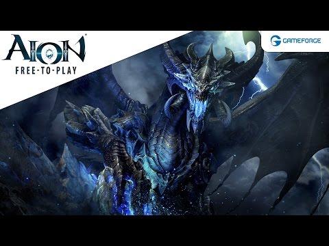 """AION [Update 4.8] - """"Wind of Fate"""" - Trailer"""