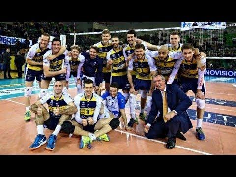 #Pallavolo SuperLega - Modena-Vibo Valentia 3-2: highlights