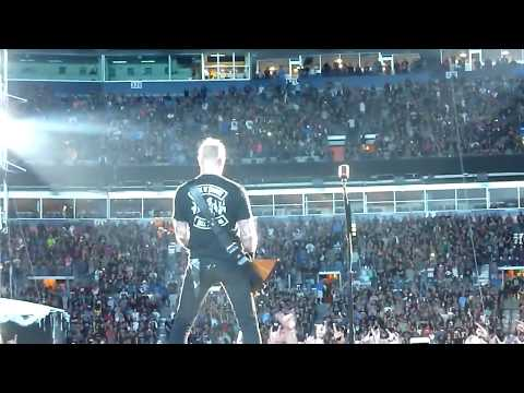 Metallica - Master Of Puppets - Sports Authority Field - Denver - 6-7-2017