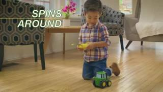 John Deere Remote Controlled Johnny Tractor – From TOMY