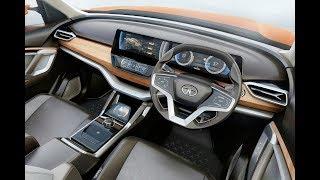 New Tata H5X Concept 2018 - 2019 Review, Photos, Exhibition, Exterior and Interior
