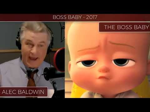 Behind The Voices 2 - Celebrities Collection (Alec Baldwin, Beyonce, Bruno Mars,...)
