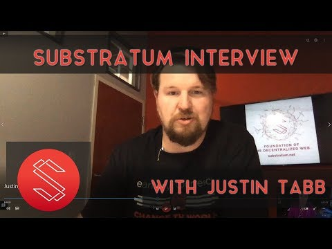 Substratum Interview | With Justin Tabb