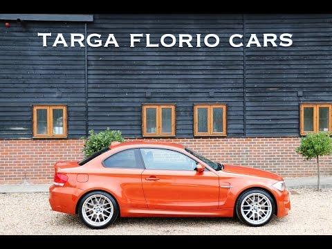 BMW 1 M In Valencia Orange For Sale At Targa Florio Cars In Sussex